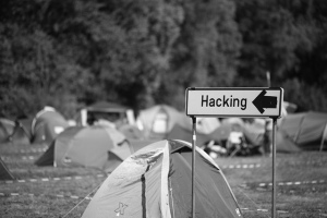 Hacking Sign