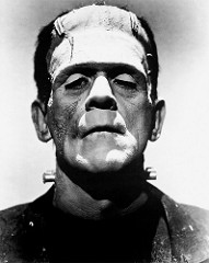 Frankenstein Face