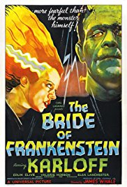 Bride of Frankenstein Poster